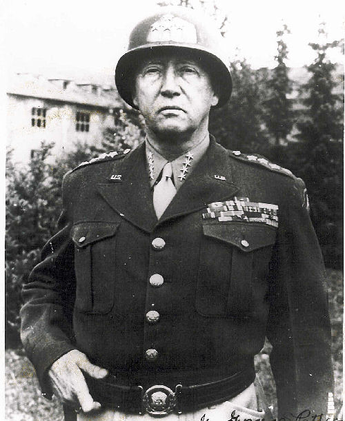 Home annotated bibliograph photo's other resources about patton